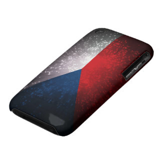Republika de Česká; Bandera checa Case-Mate iPhone 3 Protector