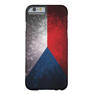 Republika de Česká; Bandera checa Funda De iPhone 6 Barely There
