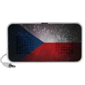 Republika de Česká; Bandera checa iPhone Altavoces