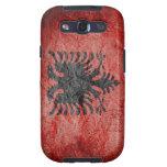 Republika e Shqipërisë Galaxy S3 Cover