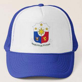 Republika ng Pilipinas (Coat of Arms) Cap
