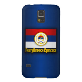 Republika Srpska Case For Galaxy S5