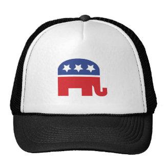 REPUBLIKAN ELEPHANT HAT