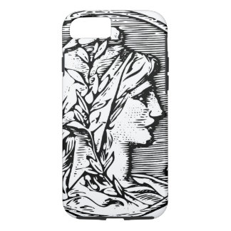 republique francaise French coin franc head iPhone 7 Case