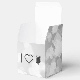 Repuestos frescos del combustible cajas para regalos