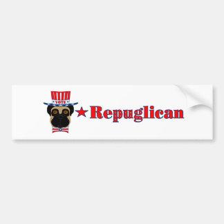 Repuglican Car Bumper Sticker
