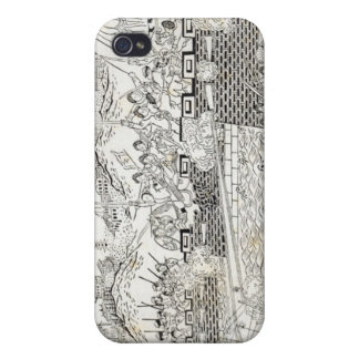 Repulse of the French Gun-boats iPhone 4/4S Cover