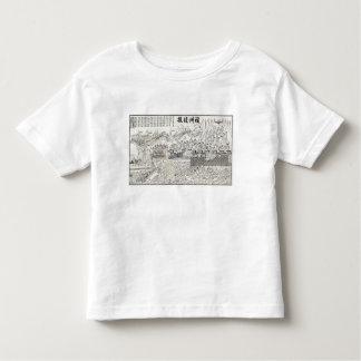 Repulse of the French Gun-boats T Shirt