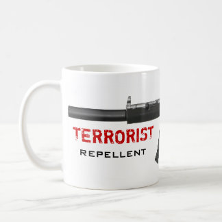 REPULSIVO del TERRORISTA y taza MP5