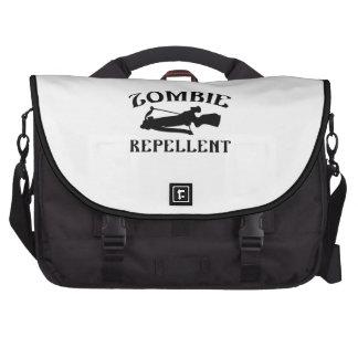 Repulsivo del zombi bolsas para portatil