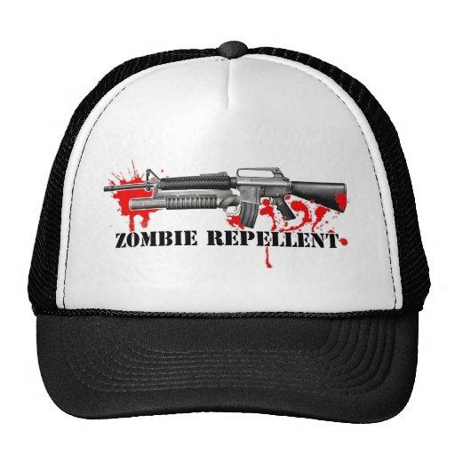 Repulsivo del zombi gorro