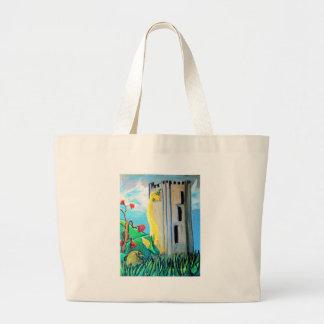 Repunzel Let Down Your Cornsilk! Tote Bags