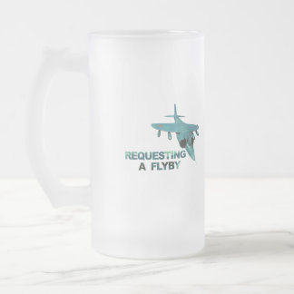 Request FlyBy Tower Coffee Mugs