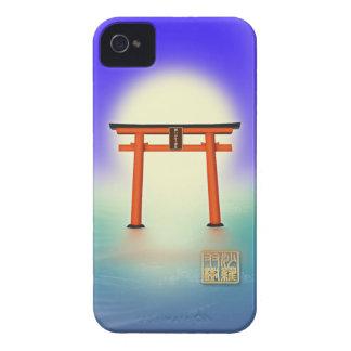 Request Kanai u! Shrine iPhone 4 Barely There Univ iPhone 4 Case-Mate Case