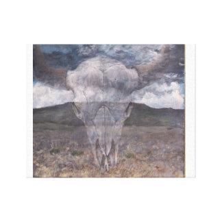 """""""Requiem"""" Canvas Print"""