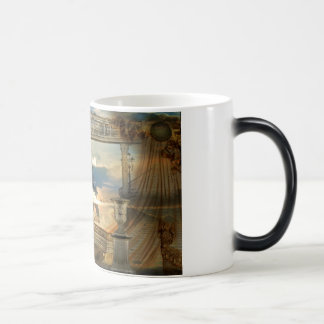 Requiem for a dream magic mug