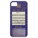 Réquiemes de Mozart iPhone 5 Case-Mate Coberturas