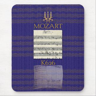 Réquiemes de Mozart Tapete De Raton