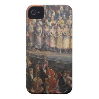 Réquiemes de Teresa Bernstein Verdis Funda Para iPhone 4