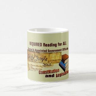 Required Reading Coffee Mug