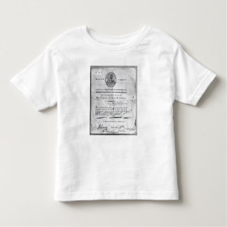 Requisition of the Committee of Public T Shirt