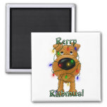 Rerry Rithmus - Terrier irlandés Iman De Nevera