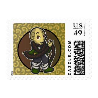 Res0rt pasados - Sello de Qin Xu (horizontal)