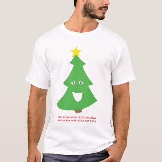 Res muerta del árbol de navidad playera