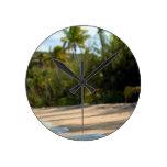 Resaca apacible en una playa del Fijian