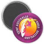 Resaca Australia (Noosa) Imán Para Frigorífico