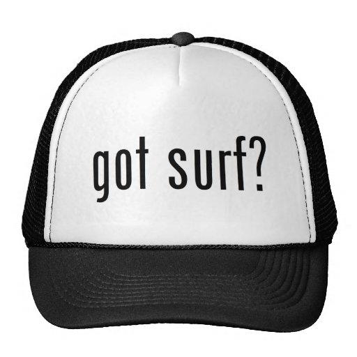 ¿resaca conseguida? gorras