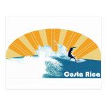 Resaca de Costa Rica Tarjetas Postales