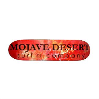 Resaca de la calle del Mojave Monopatín Personalizado