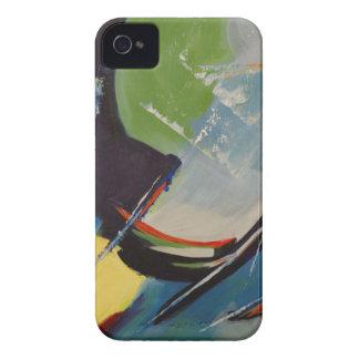 Resaca de la vida iPhone 4 Case-Mate carcasa