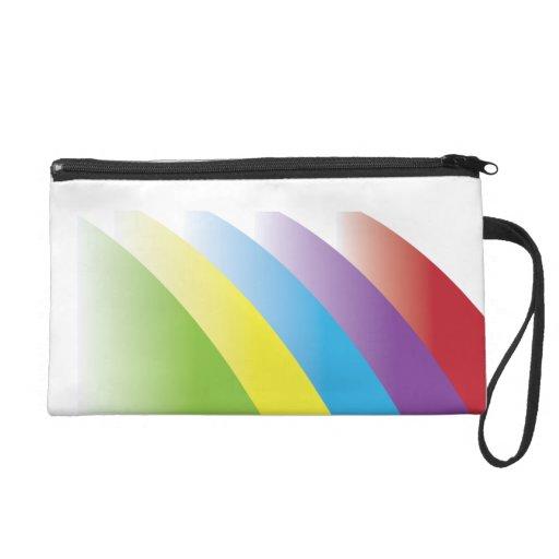 Resaca del arco iris - marcas de X