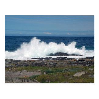 Resaca del océano - dondequiera los E.E.U.U. Postales