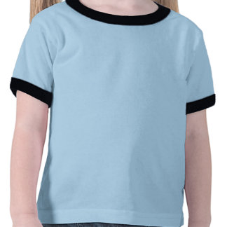 Resaca en la camiseta del campanero del niño