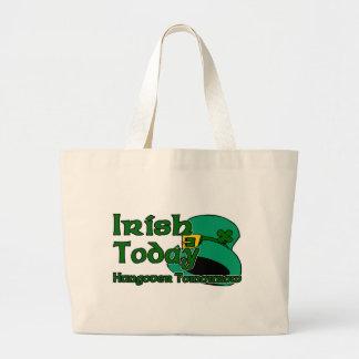 Resaca irlandesa bolsa de mano