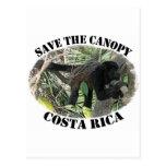 Resaca limitada Costa Rica del barril X Postal