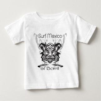 Resaca limitada México del barril X T Shirts