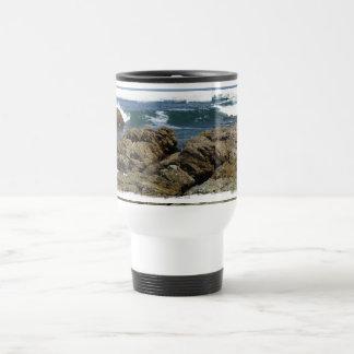 Resaca para arriba taza de café