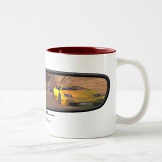 Resalte: la taza más rápida en el estante