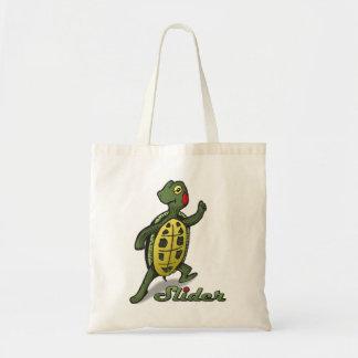 Resbalador el bolso de la tortuga bolsa tela barata