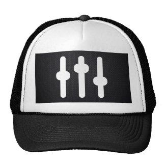 Resbaladores del equalizador mínimos gorras