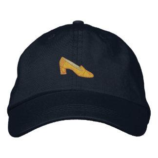 Resbalón encendido gorra de béisbol bordada