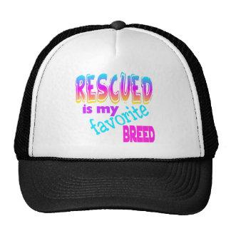 rescatado gorras de camionero