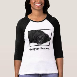 ¡Rescate de la ayuda! Camiseta