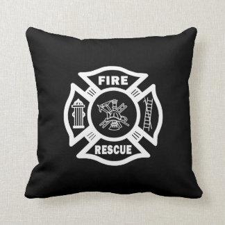 Rescate del fuego cojines