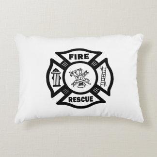 Rescate del fuego cojín