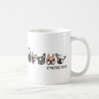 Rescate - importa a nosotros taza de café